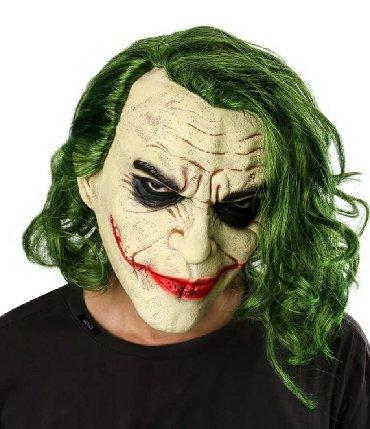Маски, очки в Азербайджан: Joker Maska _Джокер Маска