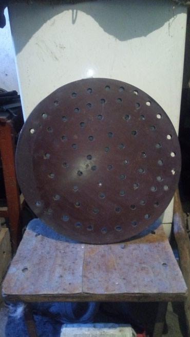 Крышки тексталитовые для гнёта 2 шт, d:39 cm в Бишкек