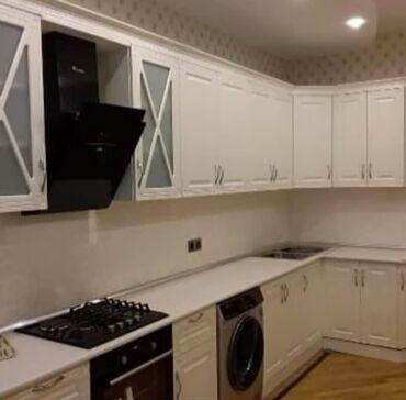 стол деревянный кухонный в Азербайджан: Кухонный мебельный гарнитур