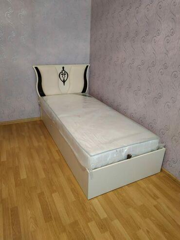 2 х спальную кровать в Азербайджан: Alyas carpayi bazali