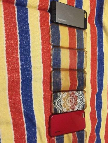 Продаю чехлы на айфон 6. в Бишкек