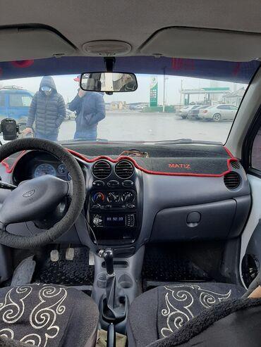 Daewoo Matiz 0.8 л. 2005   217000 км