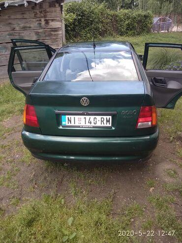 Volkswagen | Srbija: Volkswagen CrossPolo 1998 | 290000 km