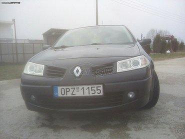 Renault Megane 1.6 l. 2008 | 185000 km
