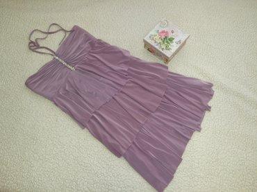 Prelepa haljina, skroz nova, samo probana, bez ikakve greske. Uzivo in Novi Sad