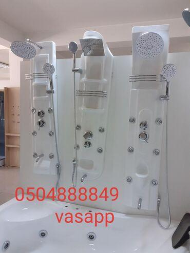 Masajlı duş cetləri 285/385,azn duş kabin ara kəsmə ara bölmə