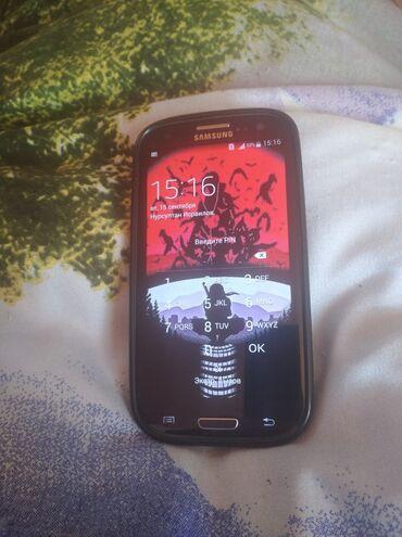 Samsung gt i9300 цена - Кыргызстан: Б/у Samsung I9300 Galaxy S3 16 ГБ Черный