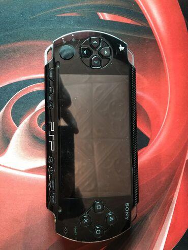 Psp info - Кыргызстан: Продаю PSP-1001 в идеальном состояний всё работает кроме дисплея а так