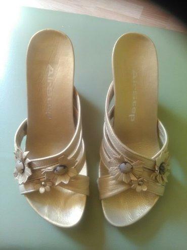 AirStep kozne papuce veoma udobne,malo nosene,skupo placene,br.38 - Arandjelovac