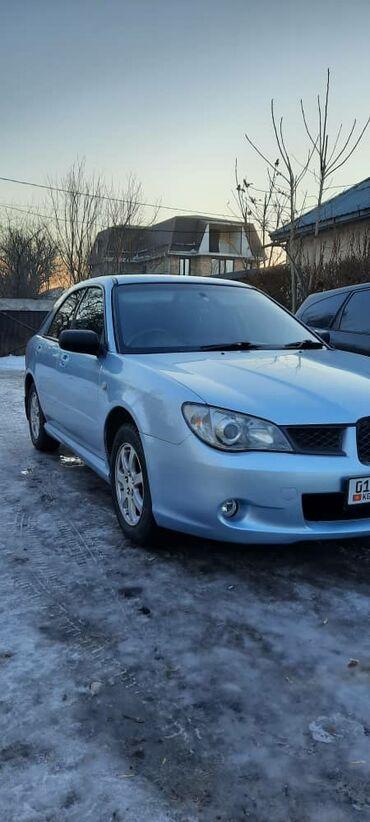 subaru trezia в Кыргызстан: Subaru Impreza 1.5 л. 2006