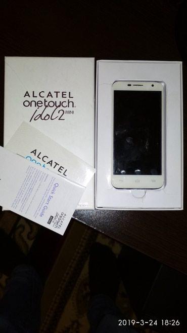 Bakı şəhərində Alcatel onetouch idol  2 mini....Sensorun bir terefi iwlemir ve