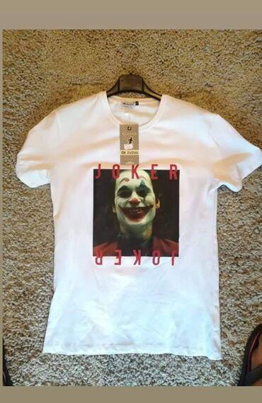 Joker muska majica, pamuk i elastin, kvalitetna je bas i lep je mekan