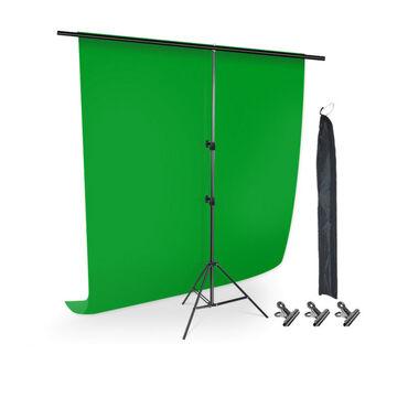 штатив для камеры в Кыргызстан: Штатив для хромакея (2х2.1м) Бишкек Стойка для установки фона для фото