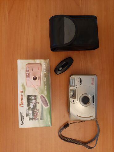 zerkalnyi fotoapparat panasonic в Азербайджан: FOTOAPPARAT kohne model pultu ve qutusu var