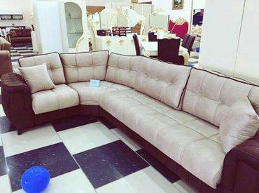 Bakı şəhərində Kunc divan, olcu 335x205, acilan bazali,