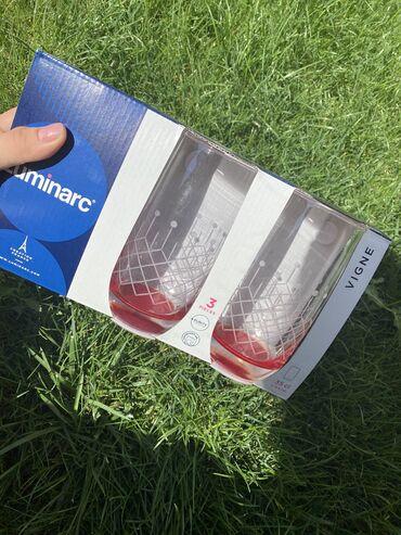 luminarc francuzskoe steklo в Кыргызстан: Стаканы Luminarc. В Упаковки 3шт