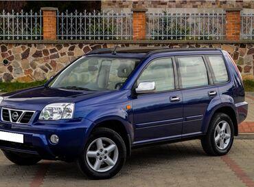 Polovni automobili - Srbija: Nissan X-Trail 2 l. 2002 | 158000 km