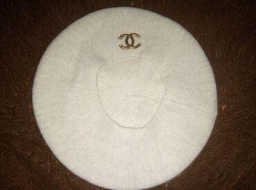 Головные уборы - Сокулук: Продаю женский берет. НОВЫЙ.Отличного качества. Очень мягкий и тёплый