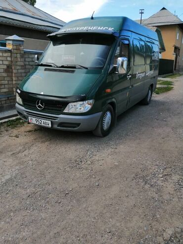 Mercedes-Benz Sprinter 2.2 л. 2001 | 480000 км