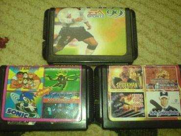 Bakı şəhərində Sega ucun kasetler satiram en maraqli ve tapilmayan oyunlardi taito,- şəkil 4
