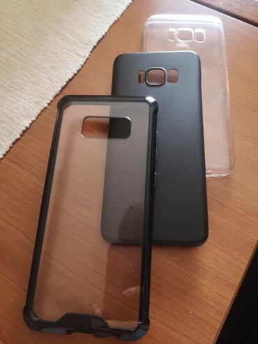 Mobilni telefoni - Velika Plana: Sve tri futrole za Samsung S 8