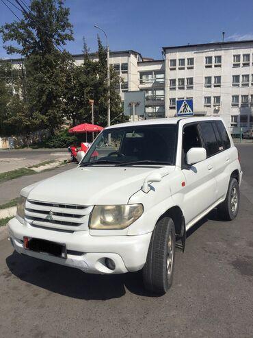 Автомобили в Бишкек: Mitsubishi Pajero Mini 2 л. 2000