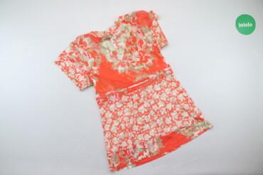 1537 объявлений: Жіноча блуза з принтом Mexx, р. М   Довжина: 68 см Довжина рукава: 11
