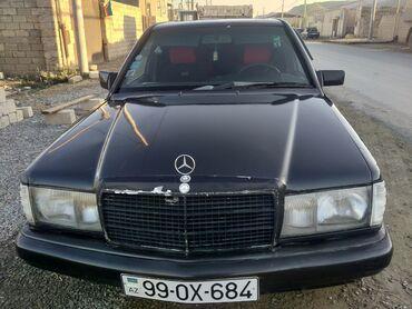 mercedes emel - Azərbaycan: Mercedes-Benz 190-Series 2 l. 1990 | 345123 km