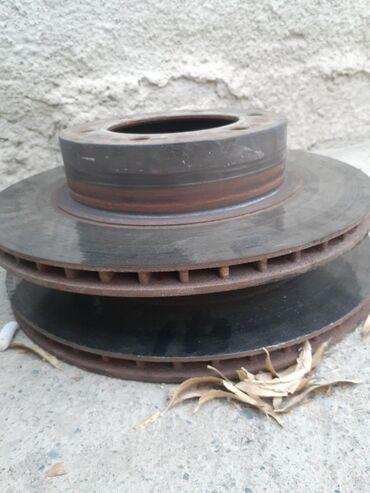Тормозные диски на сурф 185 буу передние 2000сом за пару