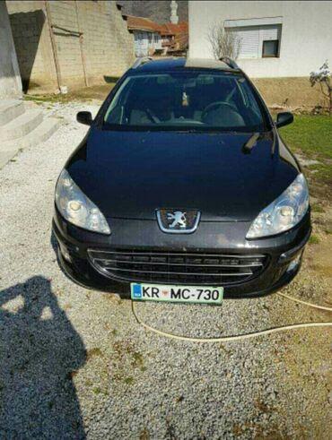 Peugeot 407 1.6 l. 2006 | 80000 km