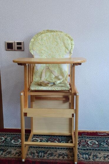 Дом и сад - Остров Хазар: Детская мебель | Стол для кормления