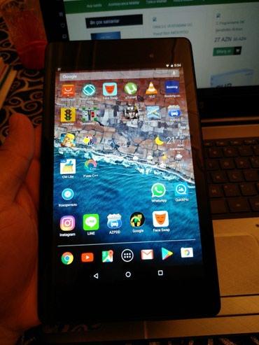 Bakı şəhərində Asus Nexus 7 32gb Black Wifi,Amerikadan alinib,alinandan mendedi,ideal