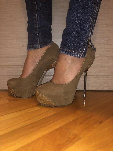 женские ботинки на каблуке в Азербайджан: Женские туфли 36