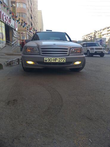 zapchasti 124 mersedes в Азербайджан: Mercedes-Benz C 280 2.8 л. 1997   265 км