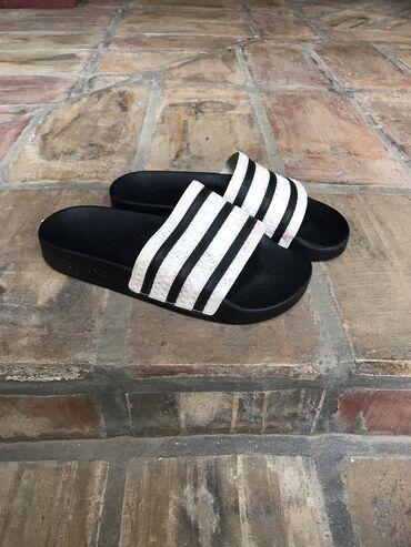 Adidas zenske - Srbija: ADIDAS ORIGINAL Zenske Papuče. Nove Papuče kupljene u Djaku, plaćene