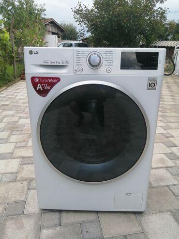 Masina za ves - Srbija: Frontalno Automatska Mašina za pranje LG 9 kg