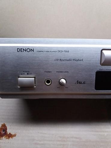 Аудиотехника - Кок-Ой: CD Denon 755ii только что из Японии читает всё