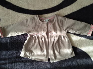 Продам лёгкое пальтишко на малышку с 3-7 мес. Писать в whatsapp в Бишкек
