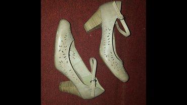 Bez cipele sa kaiscicima br. 38 - Prokuplje