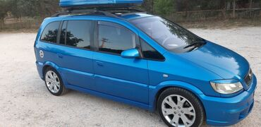 Opel Zafira 2 l. 2003