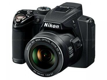 nikon d90 - Azərbaycan: Nikon Coolpix P500