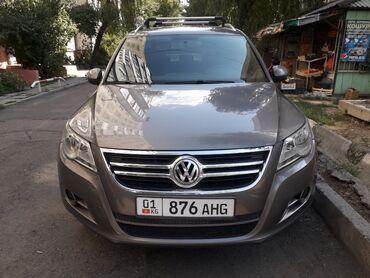 Volkswagen - Бишкек: Volkswagen Tiguan 2 л. 2008 | 134000 км