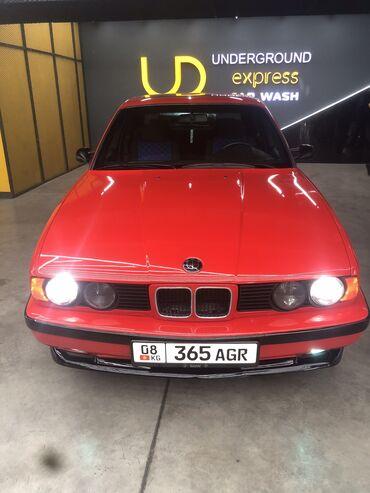 kamin pech dlya doma в Кыргызстан: BMW 5 series 2.8 л. 1991 | 130000 км