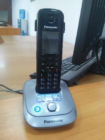 Телефон - Кыргызстан: Продаю радиотелефон Panasonic KX-TG2511CAПроизводитель