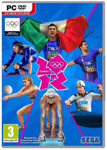 Pc igra london-game of the olympic games (2012)savet:pre - Beograd