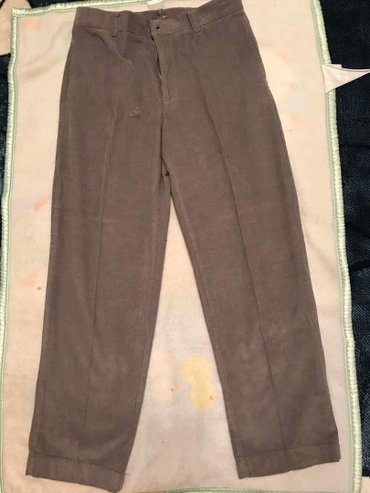 Новые мужские вельветовые брюки, купленные в США. Размер: талия - 76.2 в Бишкек