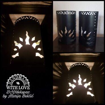 ZIDNE LAMPE PO VAŠOJ ŽELJIZidne lampe za Vaš dom, po Vašoj želji. U