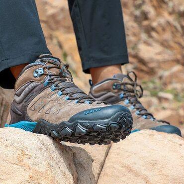13975 объявлений: Демисезонный ботинки Защита от влаги НЕСКОЛЬЗЯЩАЯ подошва фиксируют