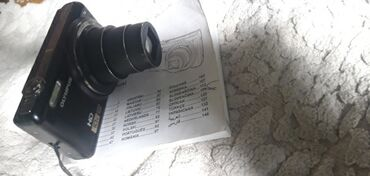 фотоаппарат canon eos 650 d в Кыргызстан: Цифровой фотоаппарат OLYMPUS