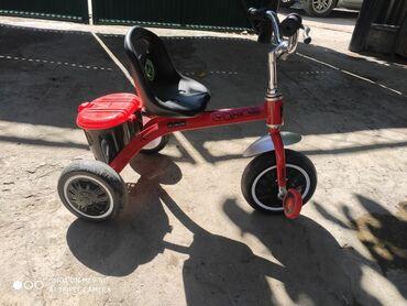детский трехколесный в Кыргызстан: Трехколесный детский велосипед продаю в связи с тем что у нас два